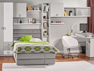 Dormitor Ambianta Amigo Gri, Calitate garantată !!