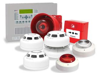 Sisteme de securitate Antiincendiu, Antiefractie