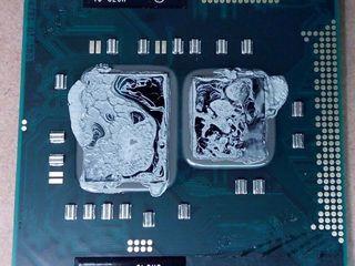 Процессор для ноутбука Intel Core i5-520M - 4 x 2.4-2.93 GHz