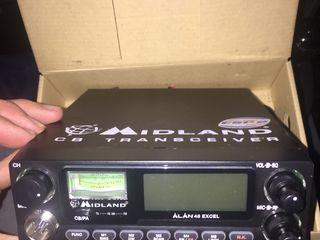 Midland statie радиостанция