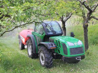 Трактор серии Vega SDT DualSteer