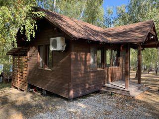 Case din lemn, foișoare