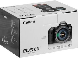 Canon 6D + optica + multe accesorii foto&video