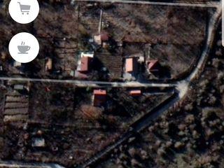 Продаётся земельный участок 11соток в Яловенах (дачное товарищество )