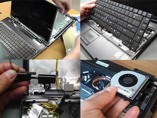 Reparatia laptopurilor si calculatoarelor-curatire de praf,schimbare display,claviatura