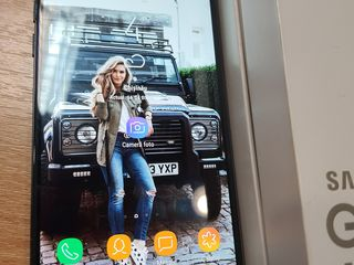 Samsung A7 2017 duos 1600 lei