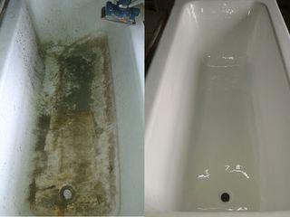 Restaurarea cazilor de baie cu acril