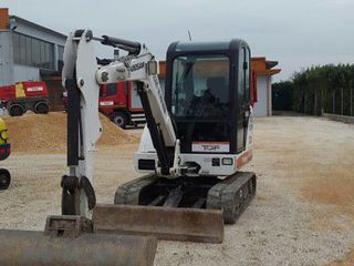 Servicii excavator 3,5 t și 5,5t