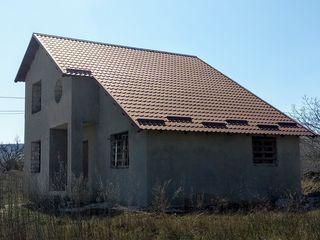 Urgent! vânzare casă 2 nivele,125 mp,teren 12 ari, în apropiere de chișinău, s. Micăuți, 19 500 euro