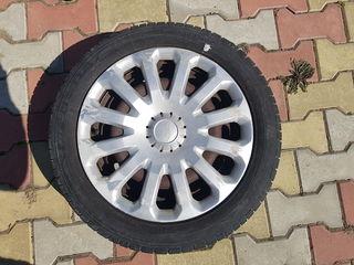 4x108 cauciuci cu discuri(calpace):Ford Fiesta 2010