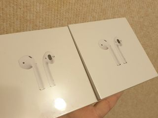 Airpods 2 sigilate din America(original product)