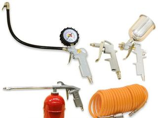 Set de accesorii pentru compresor minsk electro meset-5/набор для компрессора minsk electro meset-5