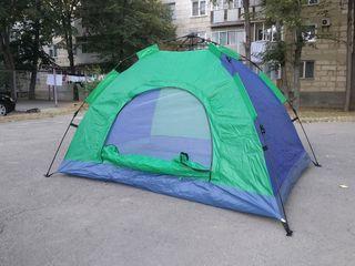 Двухместная палатка автомат