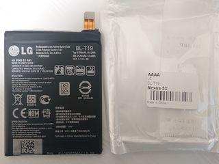 Аккумулятор BL-T19 для LG Nexus 5X