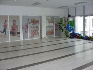 Pret nou! sala de fitnes in chirie 140  m/2 loc bine amplasat.