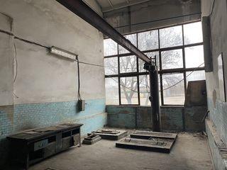 Производственные помещения в Бельцах ! Разные площади !!