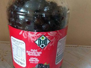 Вкусные турецкие маслины