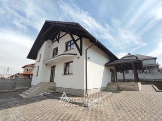 Casă în 2 nivele! Cricova, str. Alba Iulia, 160m2 + 7 ari. Variantă albă!