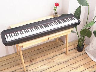 Новое цифровое пианино Pearl River P-60 WH / BK / черное и белое / 88 клавиш / pian digital alb