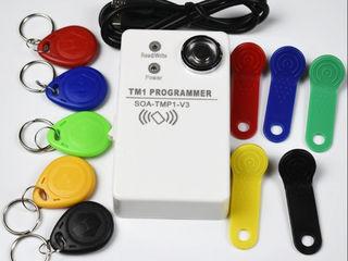 Tm1 programmer / rfid / 125 кгц / дублирование электронных ключей