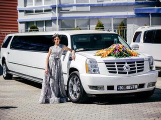 Аренда лимузинов от компании «PrestigeLimo» от 35 euro - роскошь, достойная вас!