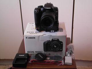 Canon EOS  1000 D