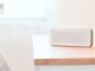 Для пикников с друзьями выбери портативную колонку Xiaomi Mi Bluetooth Speaker Basic 2!
