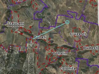 Vind 2,6 hectare la doar 5km de Chisinau