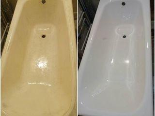 Restaurarea cazilor de baie, garantie, perioada de exploatare 15 ani