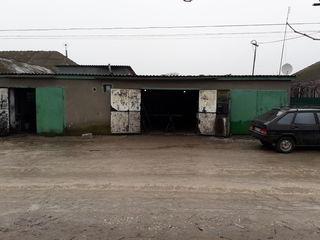 Участок + 3 гаража