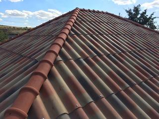 100 m2-15000 lei !Accesorii pentru acoperiș !Tegolit Italian fără azbest !100 ani exploatare .