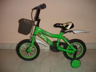 """Biciclete pentru copii 12""""  / велосипеды детские 12"""" babyland.md"""