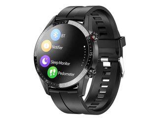 Фитнес-трекер Hoco Y2 Smart Watch Charging Cable, Black