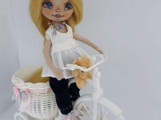 Вот так выглядит кукла, которая заботится о здоровье Вашего ребенка.