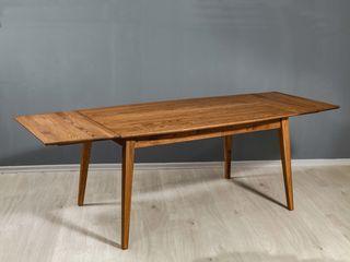 Masa in stil modern, laconic, lemn de stejar 100%, vopsita perfect!