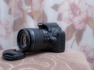 Canon 100D Kit (6500 de cadre)