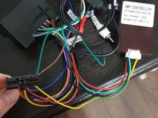 Hyundai IX35 Canbus декодирования коробка и AMP расшифровка коробка!