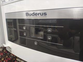 Cazane pe gaz centrale termice Buderus Vaillant Immergas Bosch vinzare montare