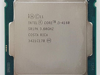 i3-4160 (450л) и Celeron G1820 (200л)
