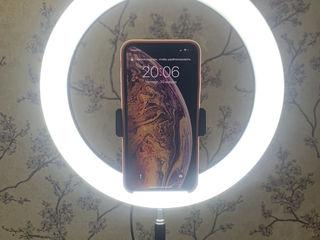 Кольцевая led лампа
