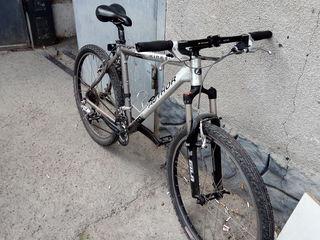 велосипед author kinetic,24 скорости.Передние
