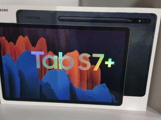 Samsung Tab S7+ (6/128Gb). Новый! Гарантия 2 года! Запечатан!