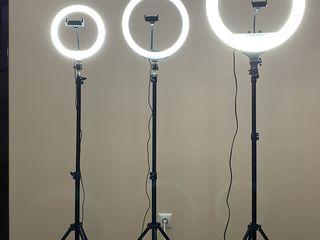Кольцевая LED лампа/ Lampa inerala