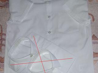 Новые поло и рубашка мальчику