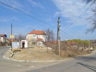 Se vinde teren cu destinatia sub constructie 12 ari (6+6) Centru , Costiujeni la Prețul de 44 000 €