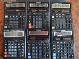 Калькуляторы Citezen бу