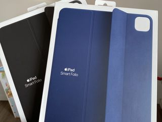 Apple Smart Folio iPad Air 4, Pro 11'',12.9'' model 2021 Nou Sigilat