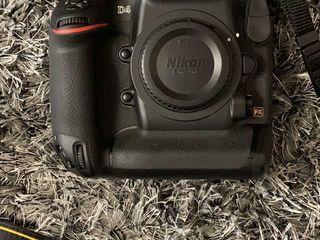 Nikon D4. Stare nou.