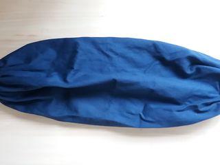 Светонепроницаемый рукав для работы с фотопленкой.