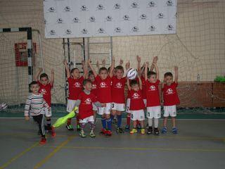 Fotbal pentru copii preșcolari - școala de fotbal Tracia